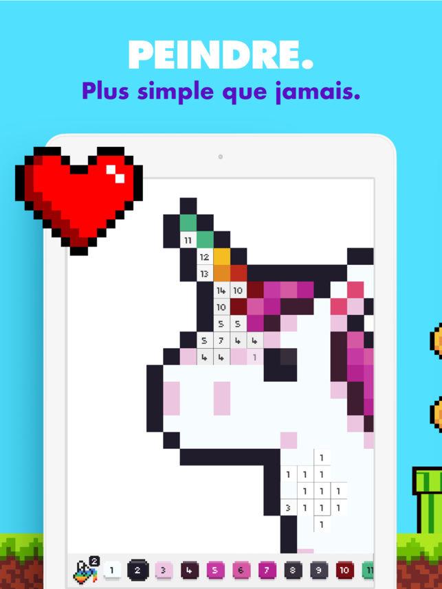 dessin pixel animaux