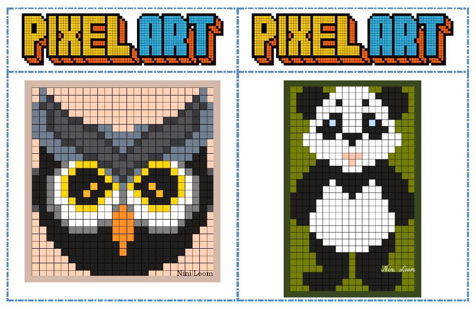 Dessin Pixel Cycle 2 Les Dessins Et Coloriage