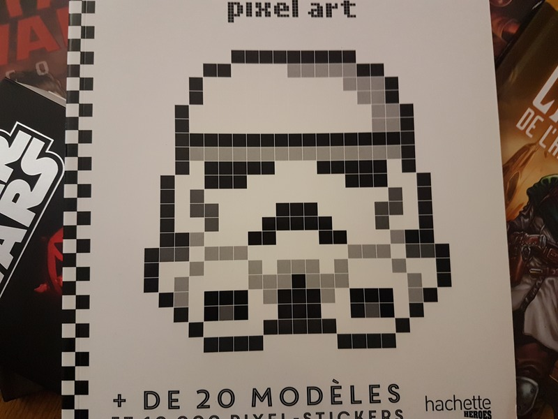 Dessin Pixel Dark Vador Les Dessins Et Coloriage