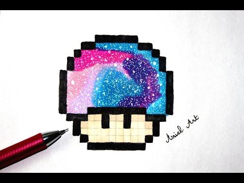 Dessin Pixel Diamant Les Dessins Et Coloriage