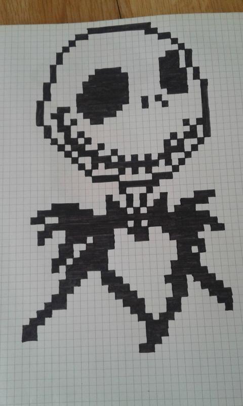 Dessin De Pixels