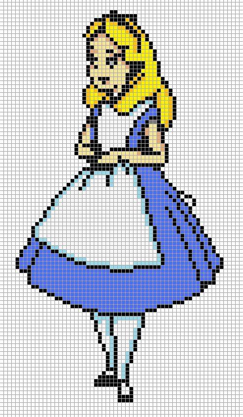 Dessin Pixel Dur