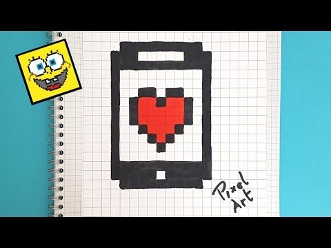 Pixel Art Facile Smiley Petit