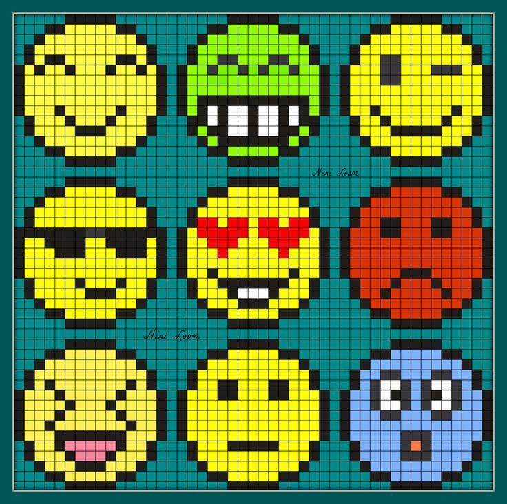 Pixel Art Facile Caca Licorne