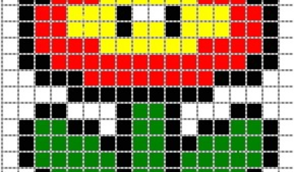 Etoile Mario Pixel