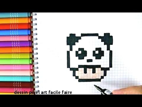 Image Pixel Art Facile A Faire