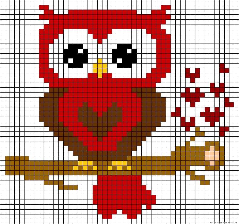 Pixel Art Animaux Mignon