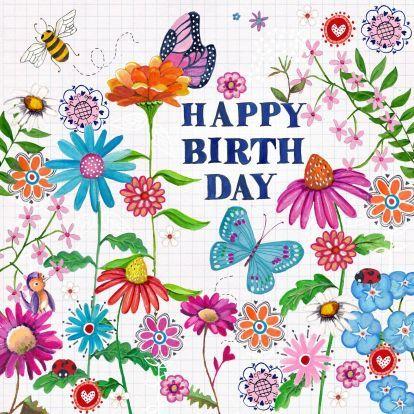 dessin pixel joyeux anniversaire