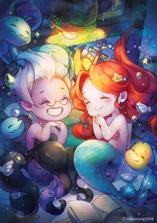 Dessin Pixel La Petite Sirene Les Dessins Et Coloriage