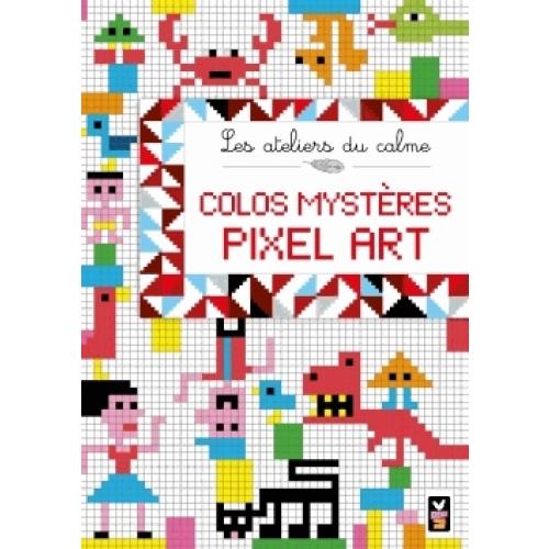 dessin pixel livre