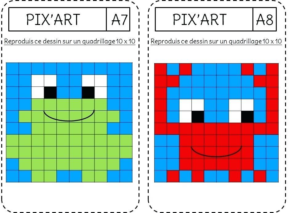 dessin pixel marque