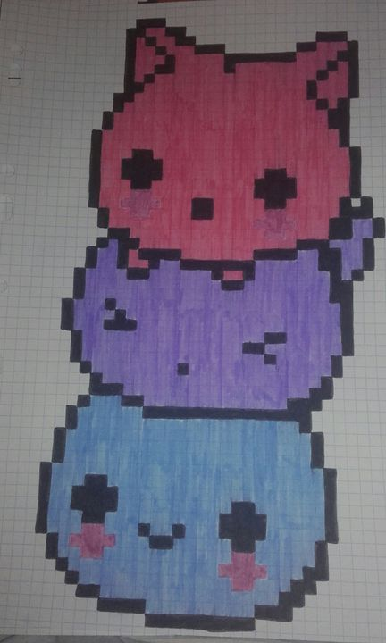 Pixel Art Trop Mignon