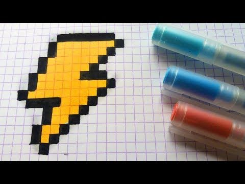 dessin pixel nike