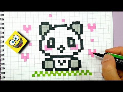 Dessin Pixel Nourriture Kawaii Les Dessins Et Coloriage