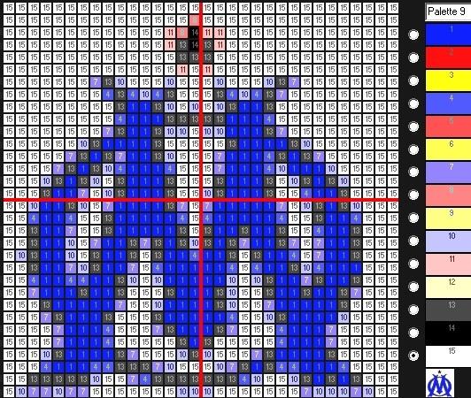 dessin pixel om