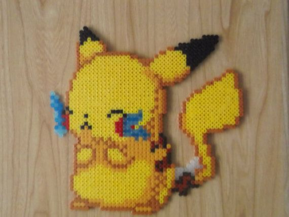 Pixel Art Carapuce Facile