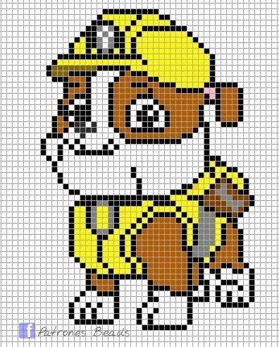 Dessin Pixel Reine Des Neiges