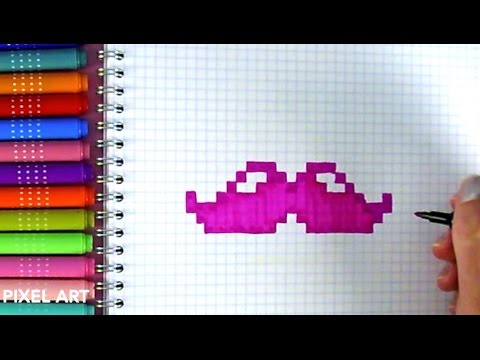 Pixel Art Facile Pour Fille