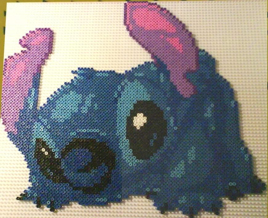 dessin pixel stitch