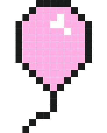 Dessin Pixel Tablette De Chocolat Les Dessins Et Coloriage