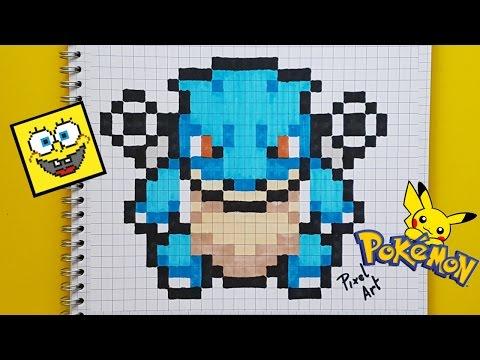 Dessin De Pixel Art Pokémon