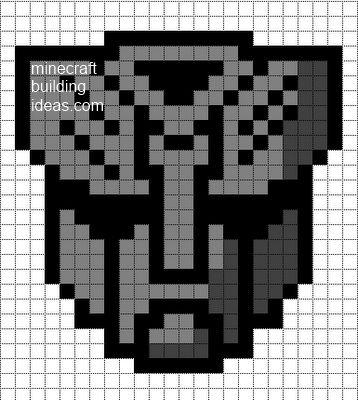 dessin pixel transformers