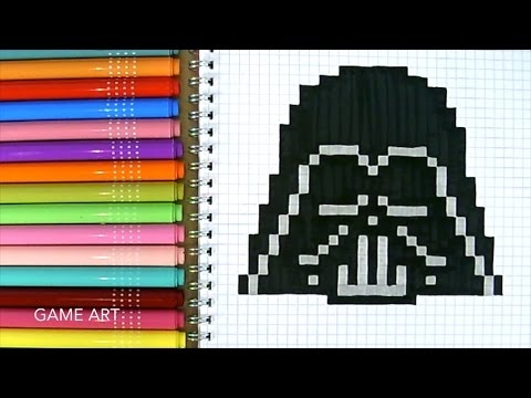 Les Dessins Vans Dessin Pixel Coloriage Et rdxCtshQ