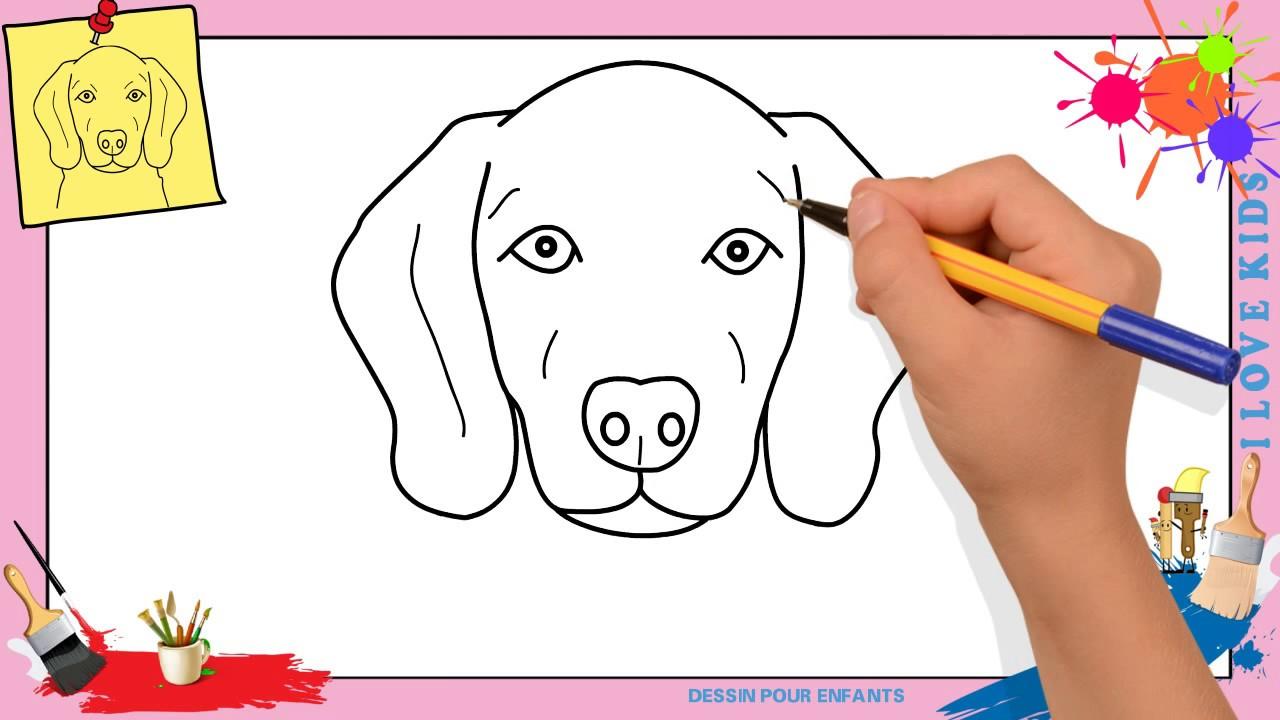 comment dessiner facilement un chien - Les dessins et ...